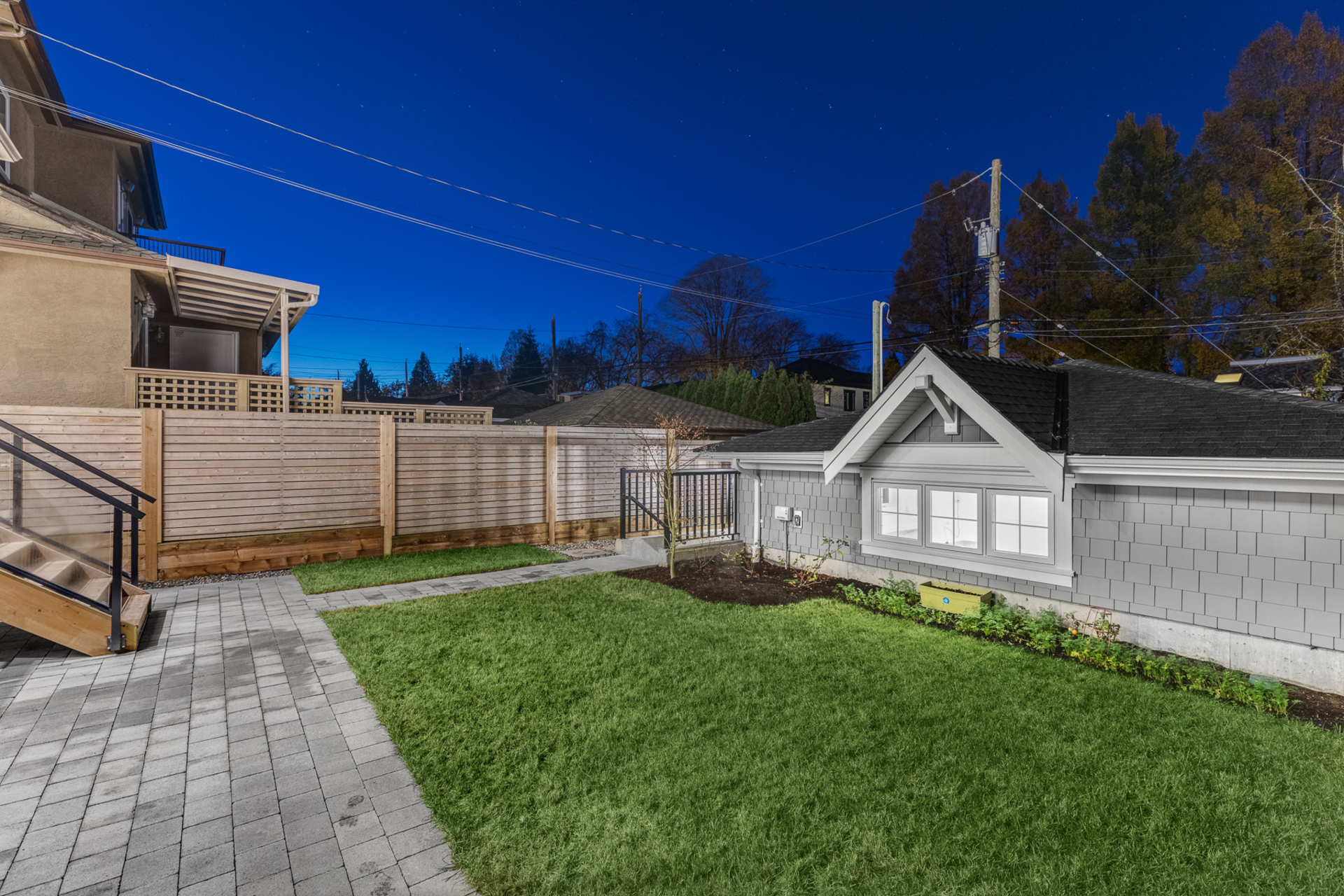 Backyard  at 3331 W 22nd Avenue, Dunbar, Vancouver West