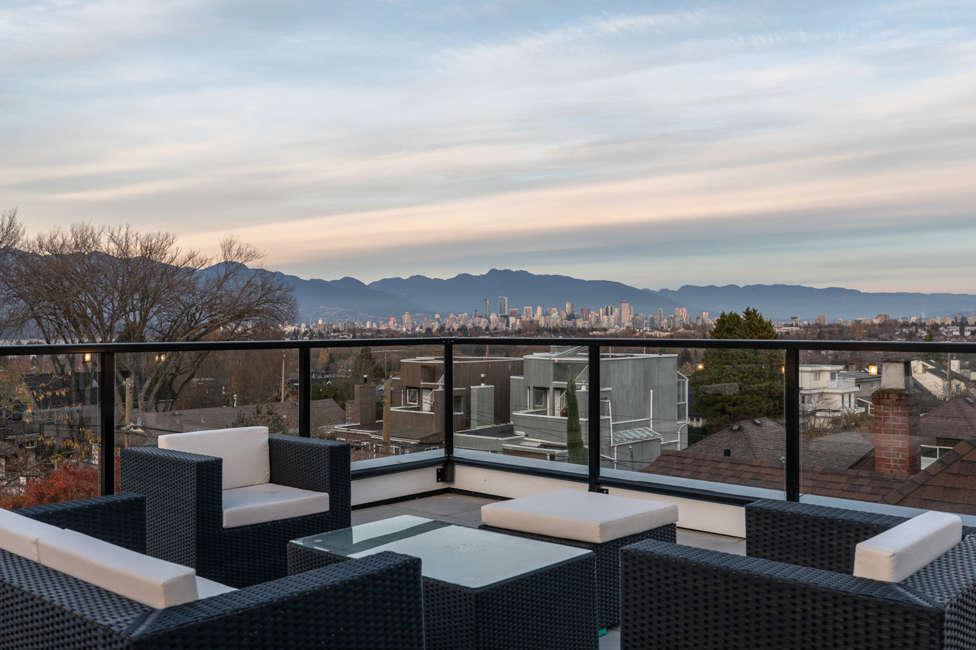 Private Rooftop Terrace  at 3331 W 22nd Avenue, Dunbar, Vancouver West