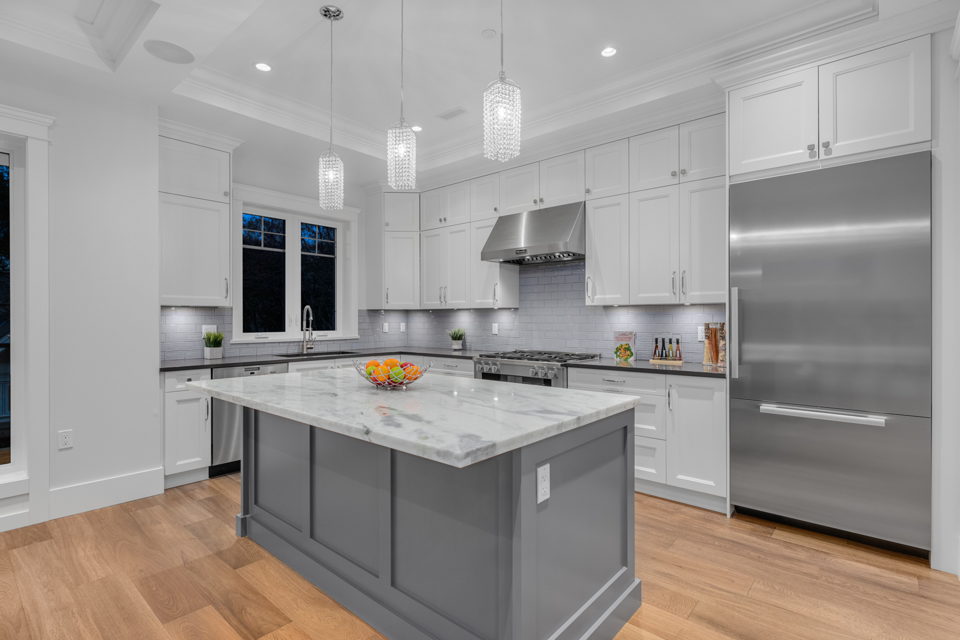 Kitchen  at 3331 W 22nd Avenue, Dunbar, Vancouver West