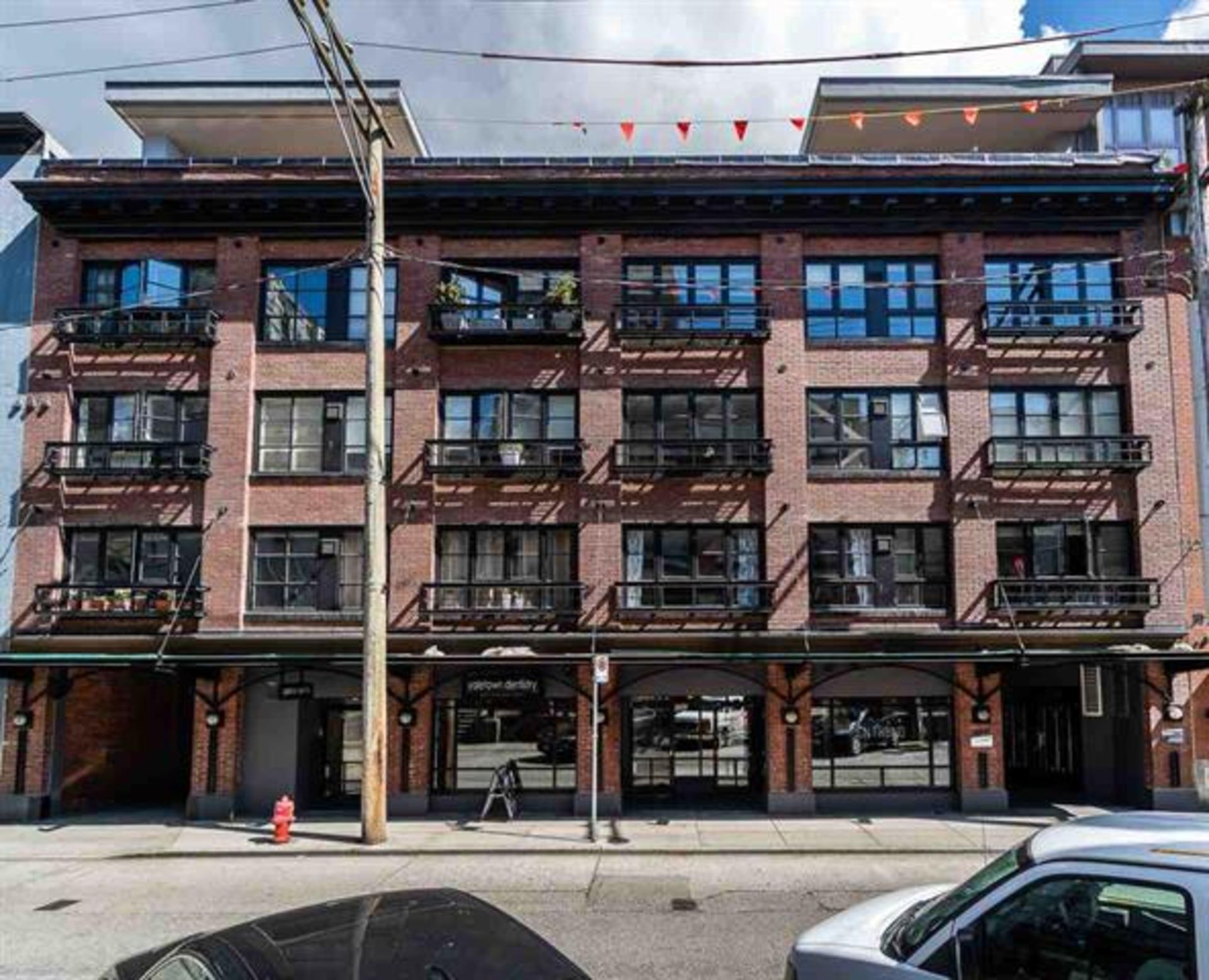 hamilton at 304 - 1066 Hamilton Street, Downtown VW, Vancouver West