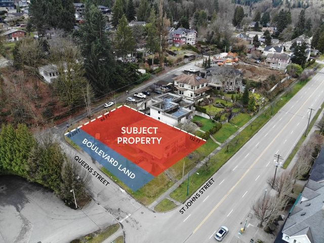 drone-shot-edited at 2335 St Johns Street, Port Moody Centre, Port Moody