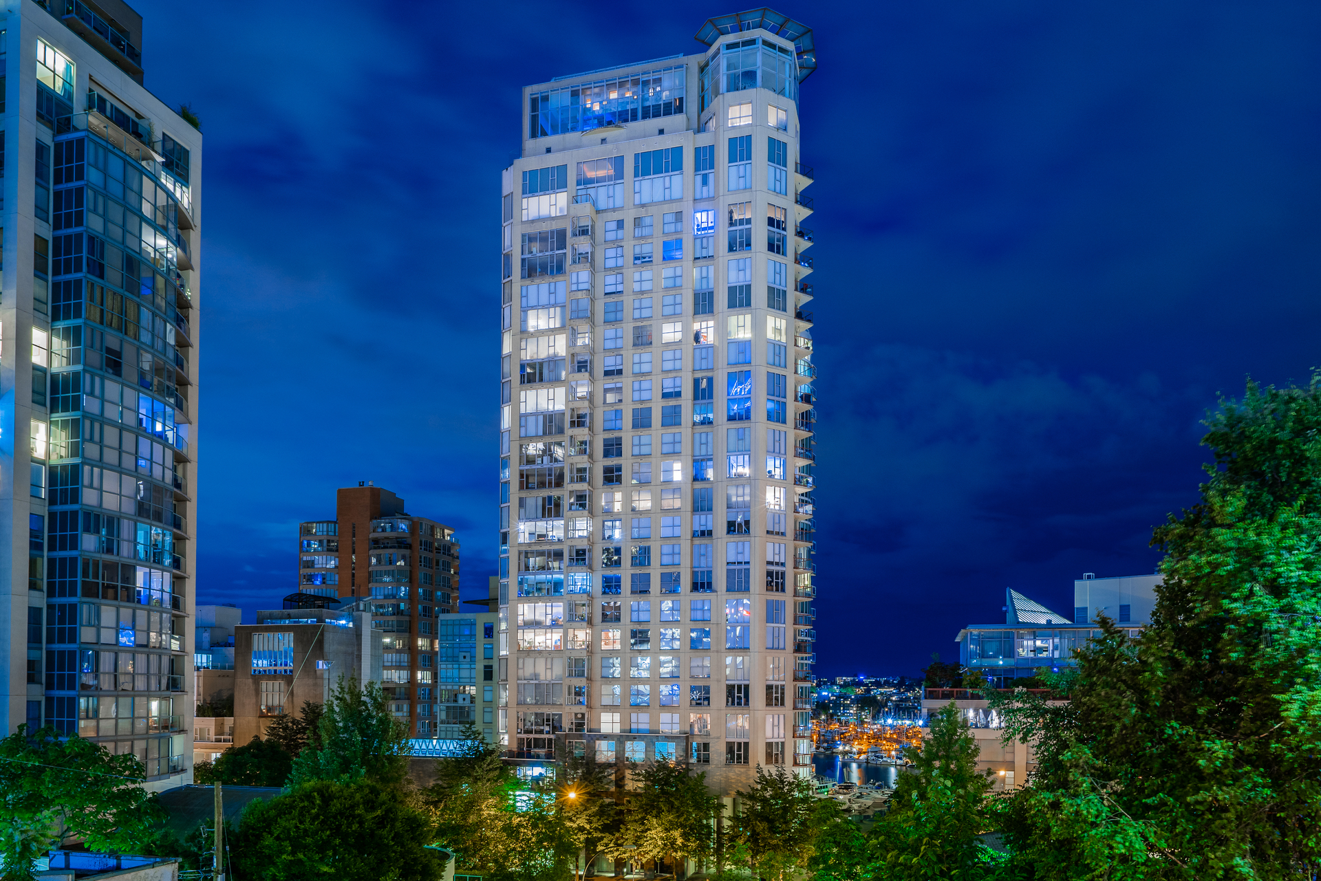 at 1101 - 1000 Beach Avenue, Yaletown, Vancouver West