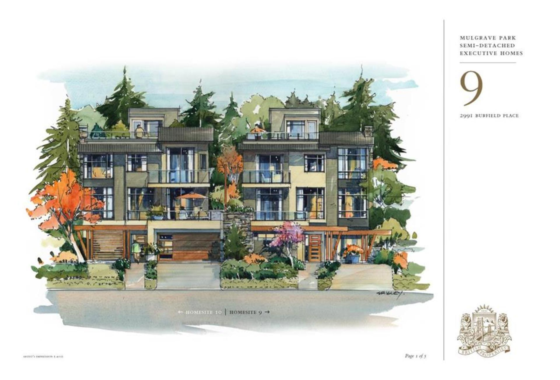 at 2991 Burfield Place, Cypress Park Estates, West Vancouver