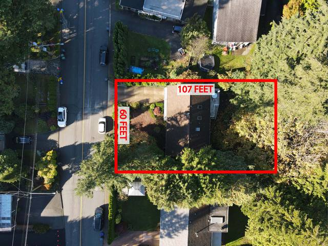 at 1500 Paisley Road, Capilano NV, North Vancouver