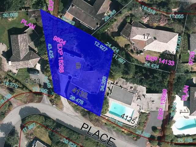 4135-Burkehill-Pl---GIS at 4135 Burkehill Road, Bayridge, West Vancouver