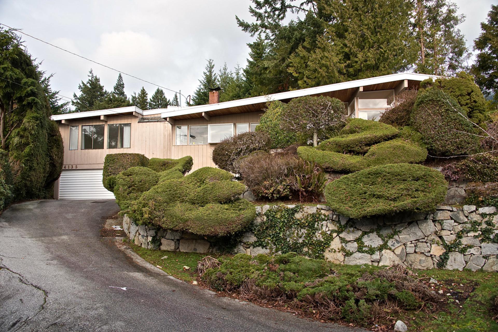 001 at 4135 Burkehill Road, Bayridge, West Vancouver