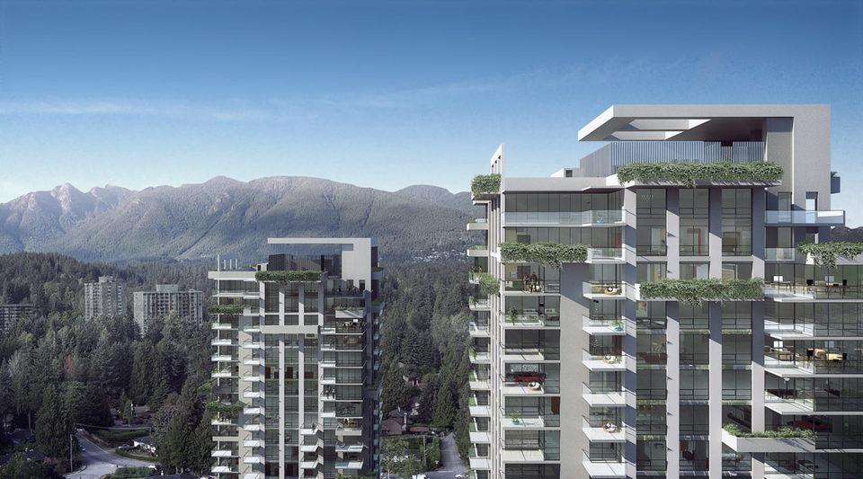 park-west-views at Park West at Lions Gate Village (1633 Capilano Road, North Vancouver)