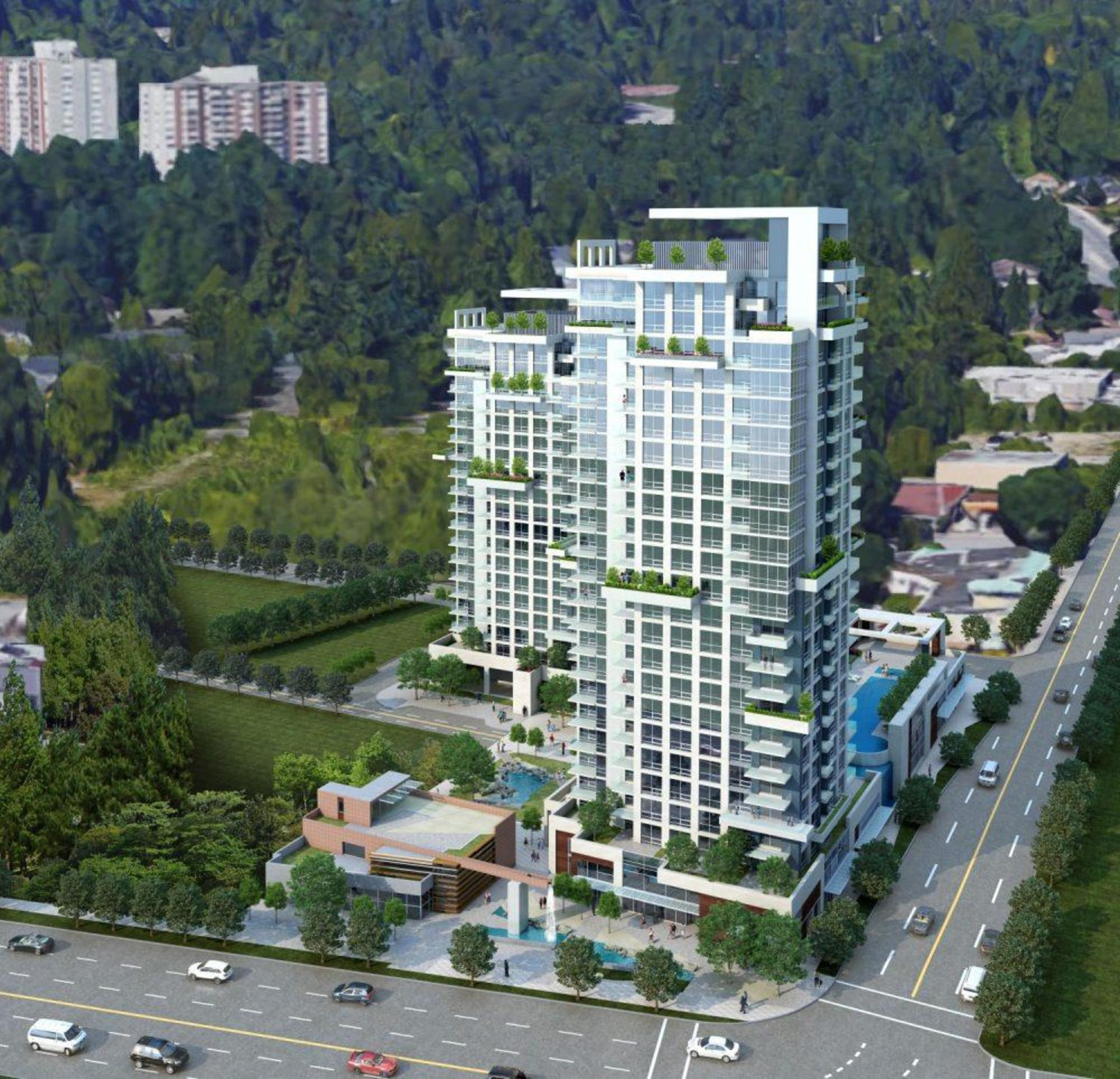 park-west-north-vancouver at 1633 Capilano Road, North Vancouver
