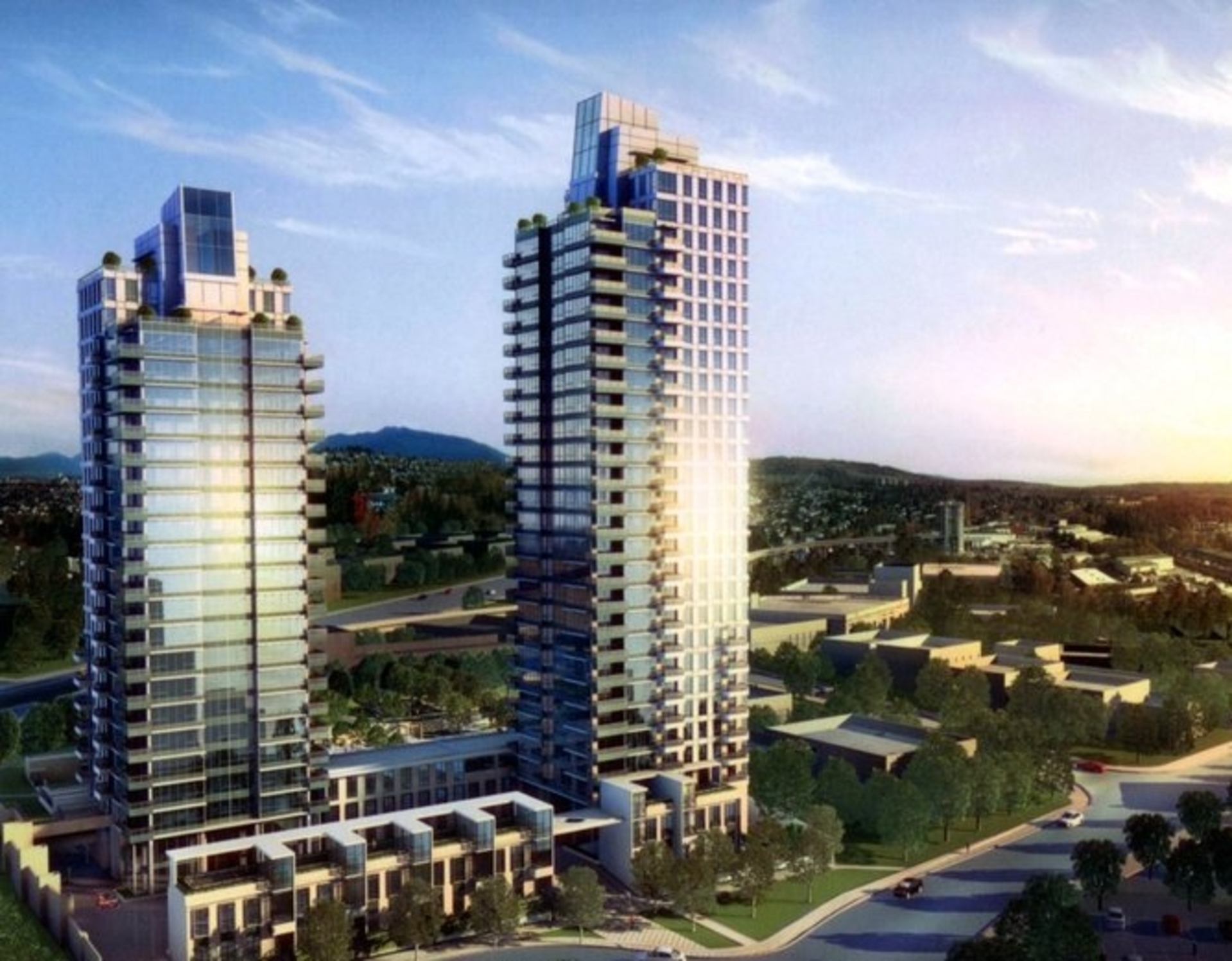 affinity-by-bosa-properties at Affinity (2232 Douglas Road, Brentwood Park, Burnaby North)