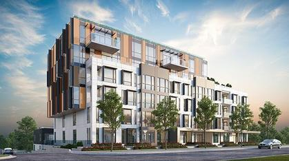 marquise-new-development-on-cambie at Marquise (495 West King Edward Avenue, Cambie, Vancouver West)