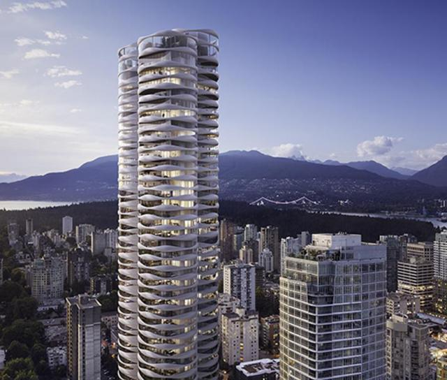 1019 Nelson Street, Downtown VW, Vancouver West