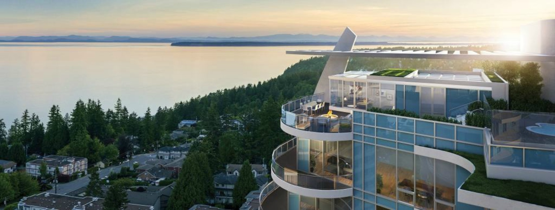foster-martin-view-condos at 1484 Martin Street, White Rock, South Surrey White Rock