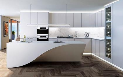 Amazing Vancouver House Kitchen 2 At 1480 Howe Street, Yaletown, Vancouver West