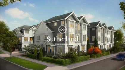 sutherland-townhomes-port-moody at Sutherland Townhomes (2824 St. George Street, Port Moody Centre, Port Moody)