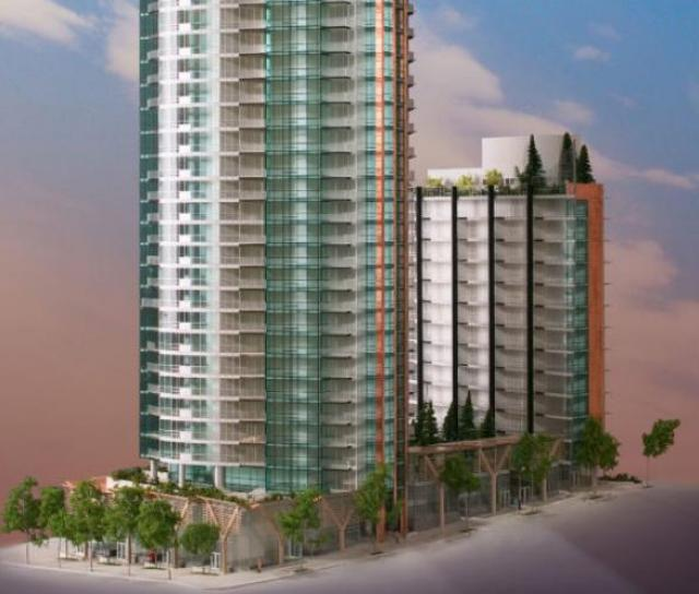 1189 W Melville Street, Coal Harbour, Vancouver West