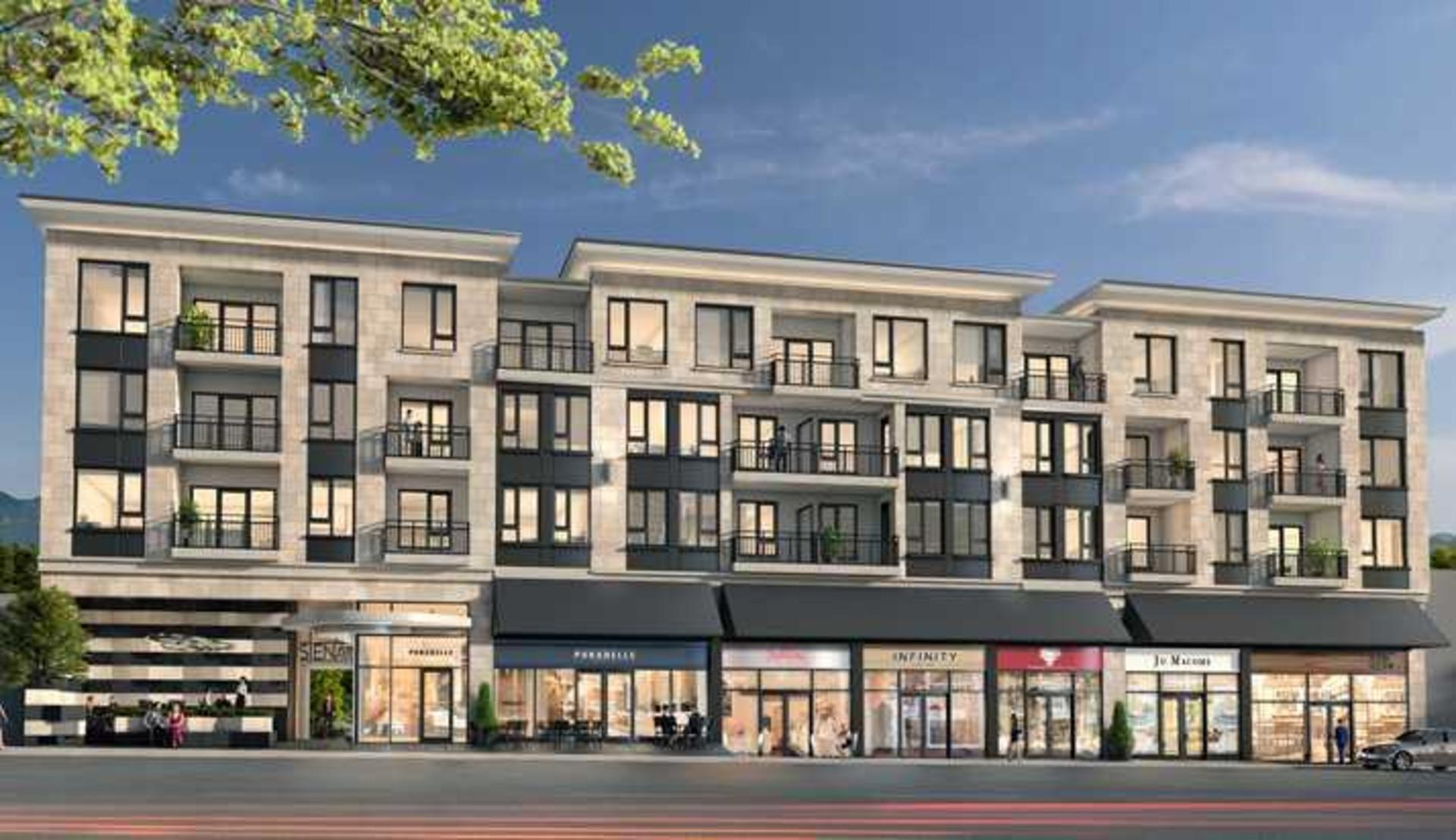 Sienna - New Developments on The Heights at Siena (4437 Hastings Street, Vancouver Heights, Burnaby North)