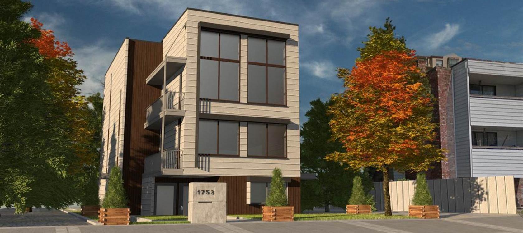 1753 West 11th Avenue, Fairview VW, Vancouver West 2