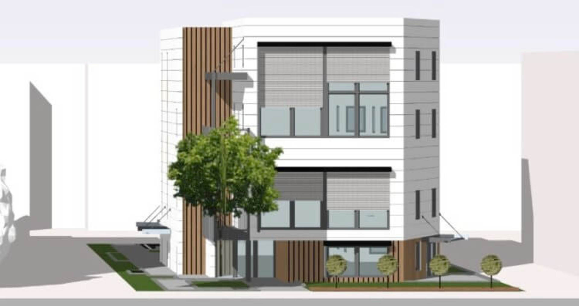 lilachaus-exterior-rendering at 1753 West 11th Avenue, Fairview VW, Vancouver West