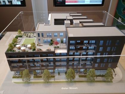8888-osler-building-model-western-facade at 8888 Osler (8888 Osler Street, Marpole, Vancouver West)
