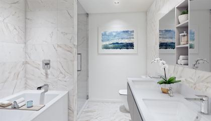 _cascade_city_interior_rendering_ensuite at 7100 Elmbridge Way, Brighouse, Richmond