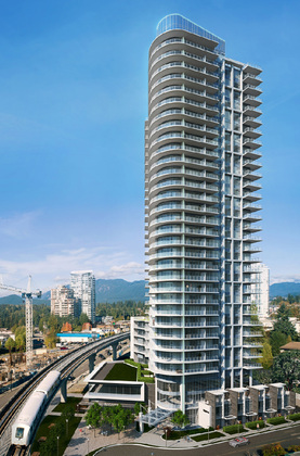 building at Meridian (503 Cottonwood Avenue, Coquitlam West, Coquitlam)