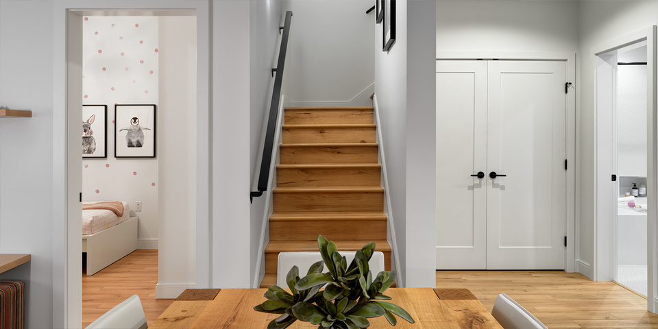 50-electronic-stairs-to-your-private-roodtop-deck at 50 Electronic Phase 1 and 2 (50 Electronic Avenue, Port Moody Centre, Port Moody)