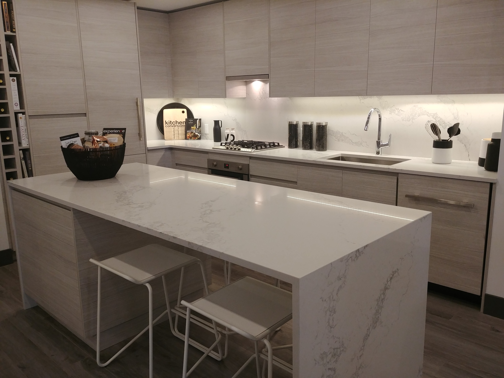 Hudson-Place- One interior- Kitchen at 777 Herald Street, Downtown and Harris Green, Victoria