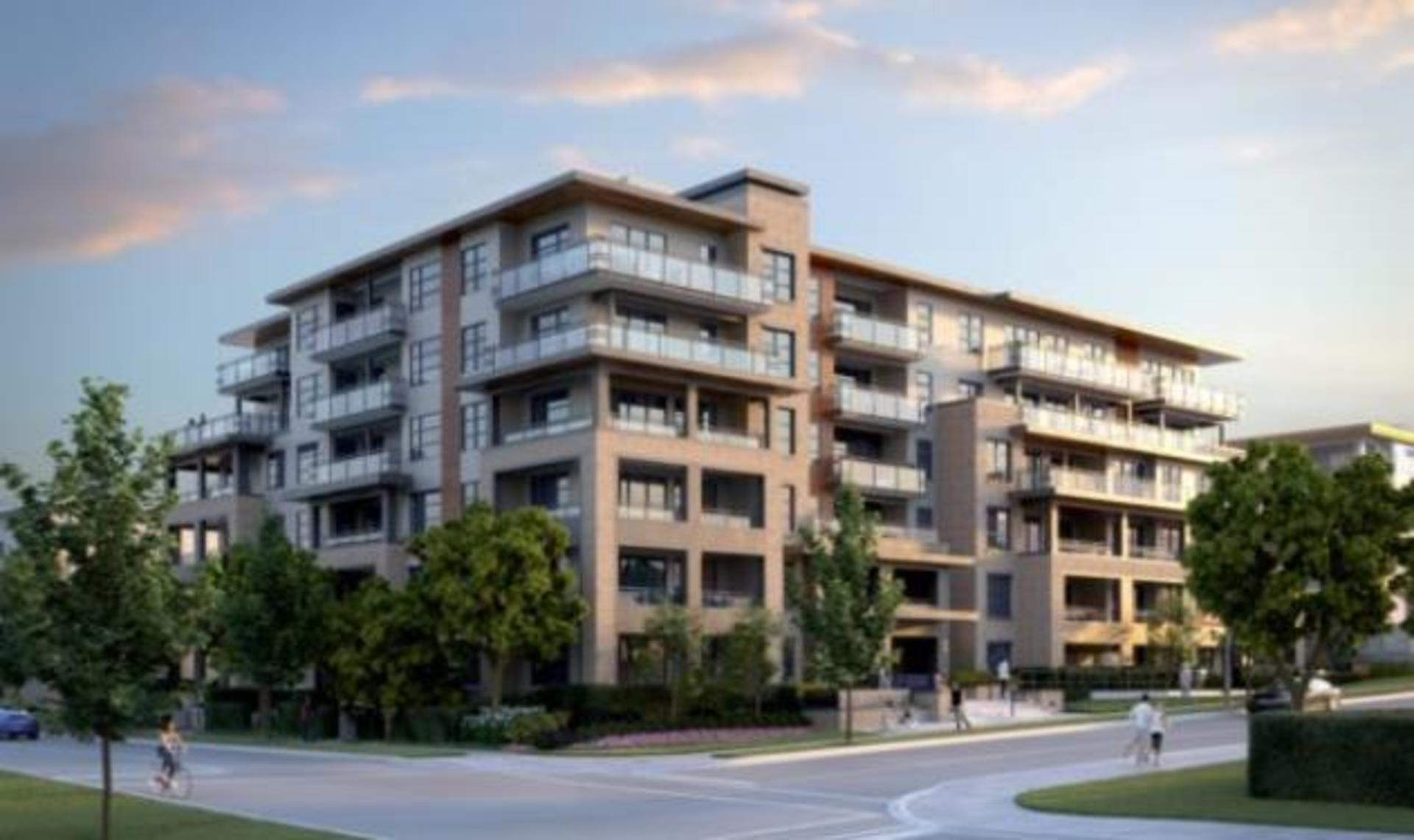 Regan_West_rendering at Regan West (607 Regan Avenue, Coquitlam West, Coquitlam)