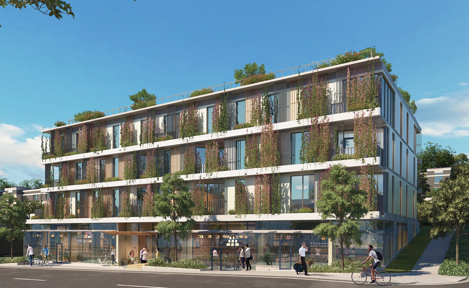 the-arbutus-west-rendering at The Arbutus (2880 Arbutus Street, Arbutus, Vancouver West)