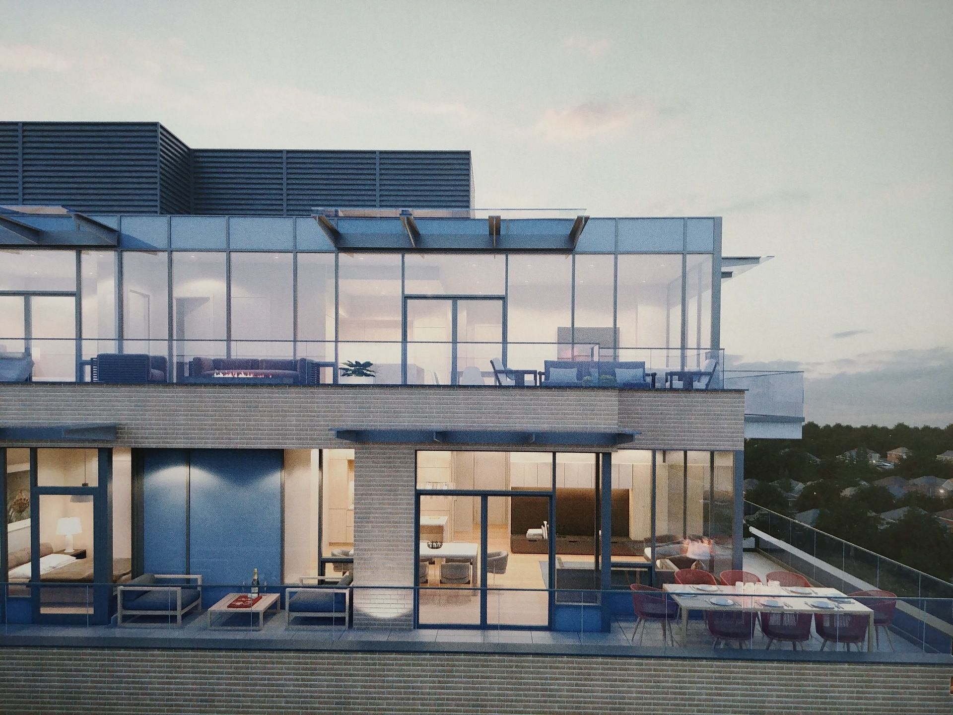 Winston rendering at Winston (989 W 67th Avenue, Marpole, Vancouver West)