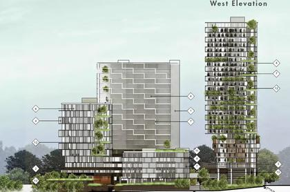 westportvillage_portmoody_rendering at Westport Village (2120 Vintner Street, Port Moody Centre, Port Moody)