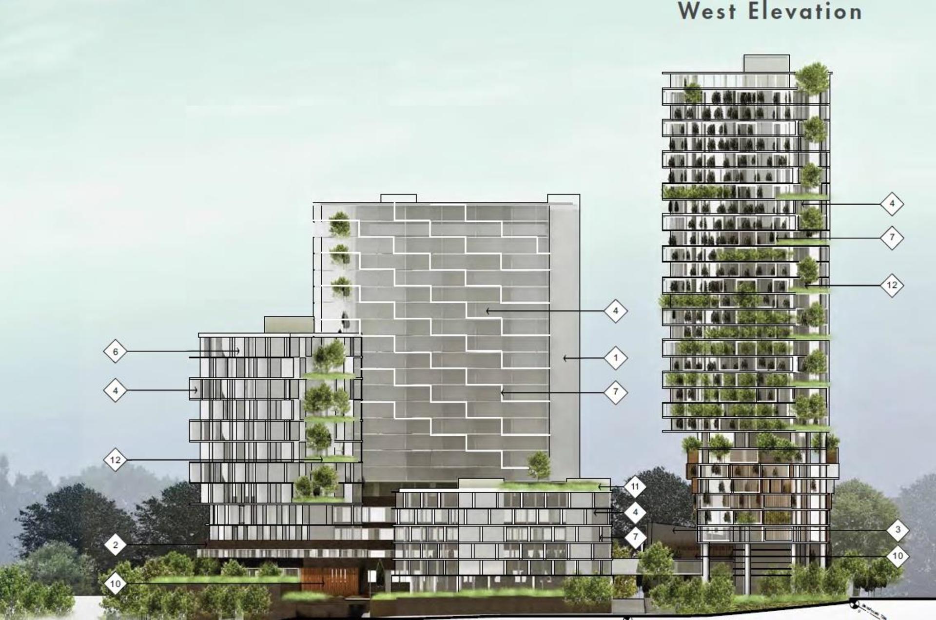 westportvillage_portmoody_rendering at Westport Village (2120 Vintner Street, Port Moody Centre, Port Moody)
