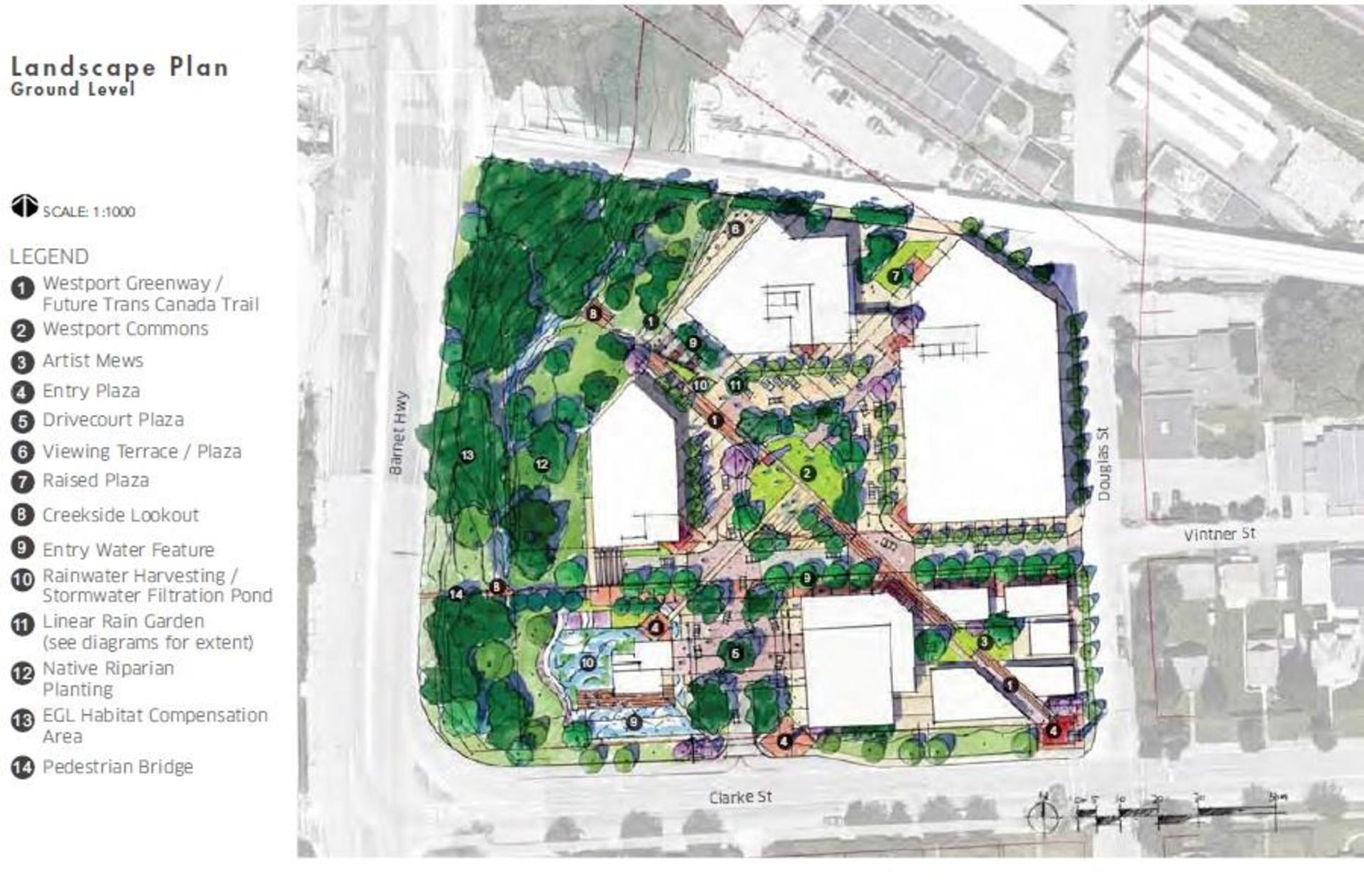 westportvillage_siteplan at Westport Village (2120 Vintner Street, Port Moody Centre, Port Moody)