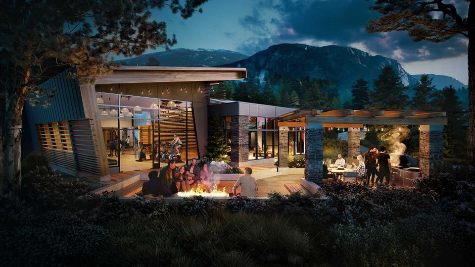 redbridge-basecamp at Redbridge (1500 Scott Crescent, Squamish)