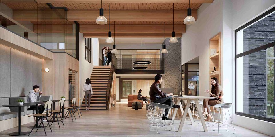redbridge-co-work at Redbridge (1500 Scott Crescent, Squamish)