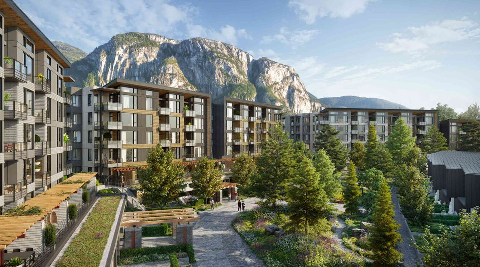 redbridge-ext at Redbridge (1500 Scott Crescent, Squamish)