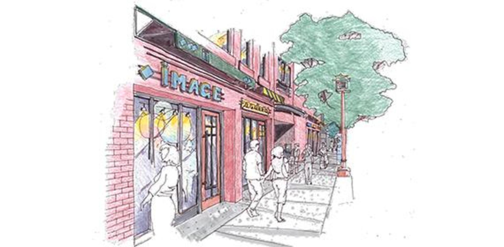 595_pandora_victoria_rendering at The Abacus (595 Pandora Avenue, Downtown and Harris Green, Victoria)
