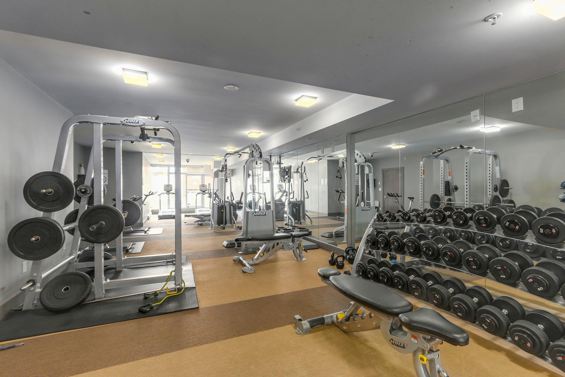 V6A Gym at V6A (221 E Union Street, Mount Pleasant VE, Vancouver East)