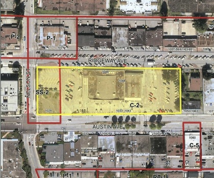 1029-1033 Austin Avenue, Coquitlam- site plan at The Heights on Austin (1029 Austin Avenue, Coquitlam)