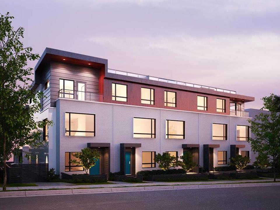 arne-townhomes-in-mount-pleasant-vancouver at Arne (321 East 16 Street, Mount Pleasant VE, Vancouver East)