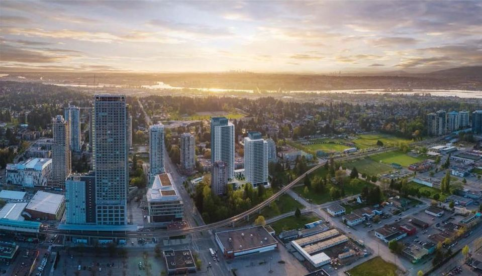 University District Phase 2 Bosa Bluesky Properties at University District 2 (13425 104 Avenue, Surrey Central (Central City), North Surrey)