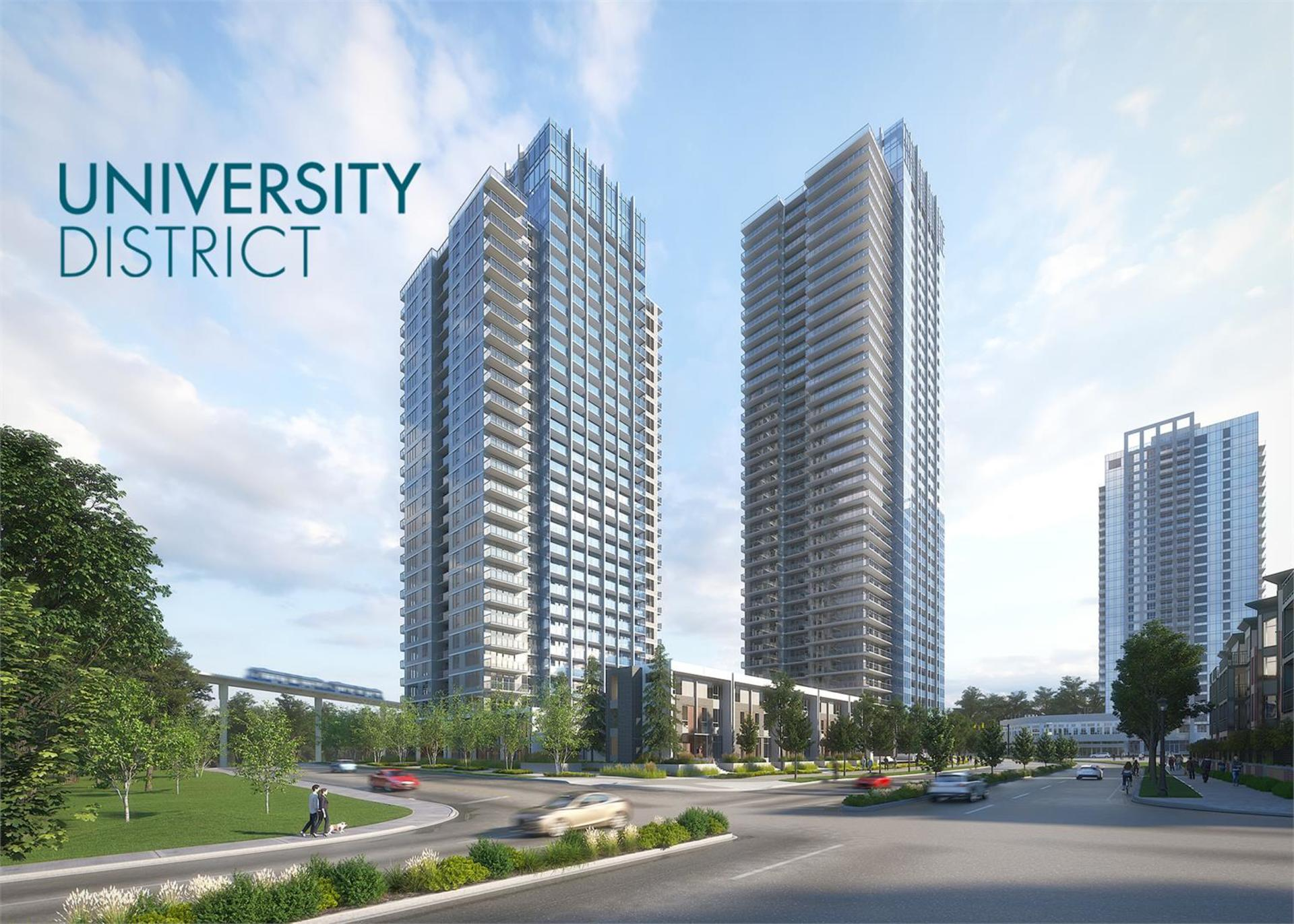 ud2 at University District 2 (13425 104 Avenue, Surrey Central (Central City), North Surrey)