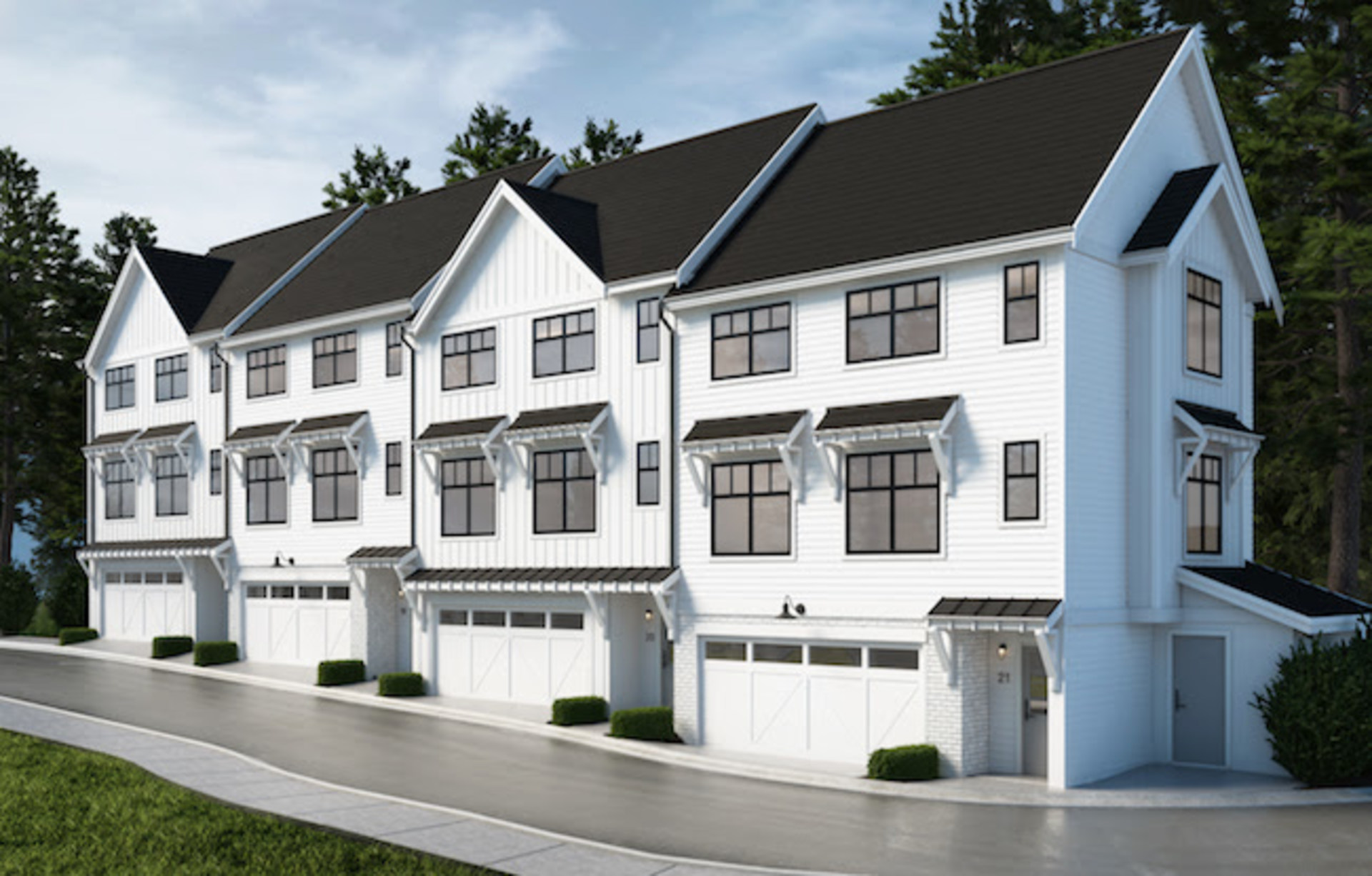 haven-townhomes-surrey at Haven (3339 148 Street, Elgin Chantrell, South Surrey White Rock)