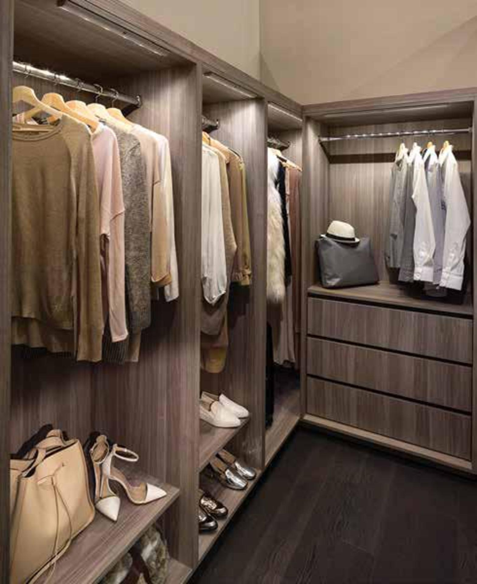 Luxury Walk In Closet at Park George (13768 100 Avenue, Surrey Central (Central City), North Surrey)