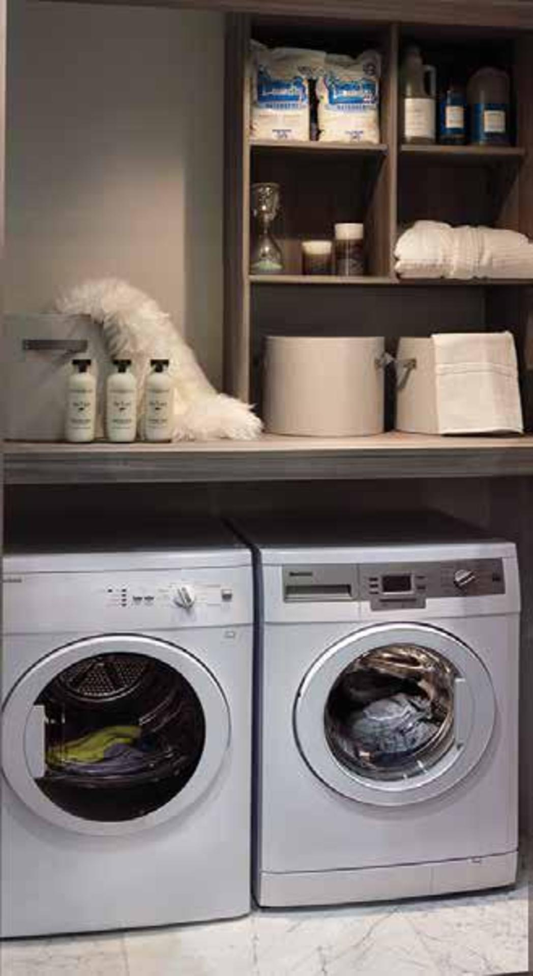 Luxury Laundry Room  at Park George (13768 100 Avenue, Surrey Central (Central City), North Surrey)