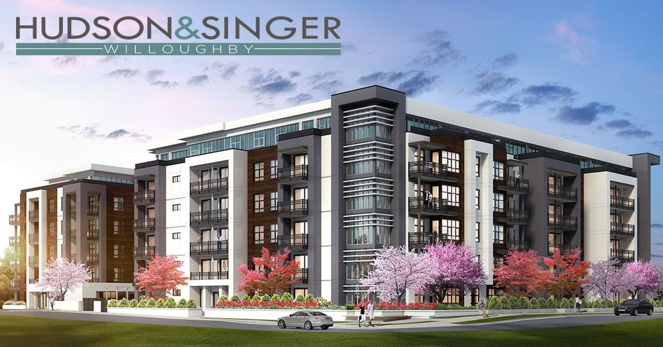 Hudson and Singer New Developments Langley Willoughby at Hudson and Singer (7846 208 Street, Willoughby Heights, Langley)