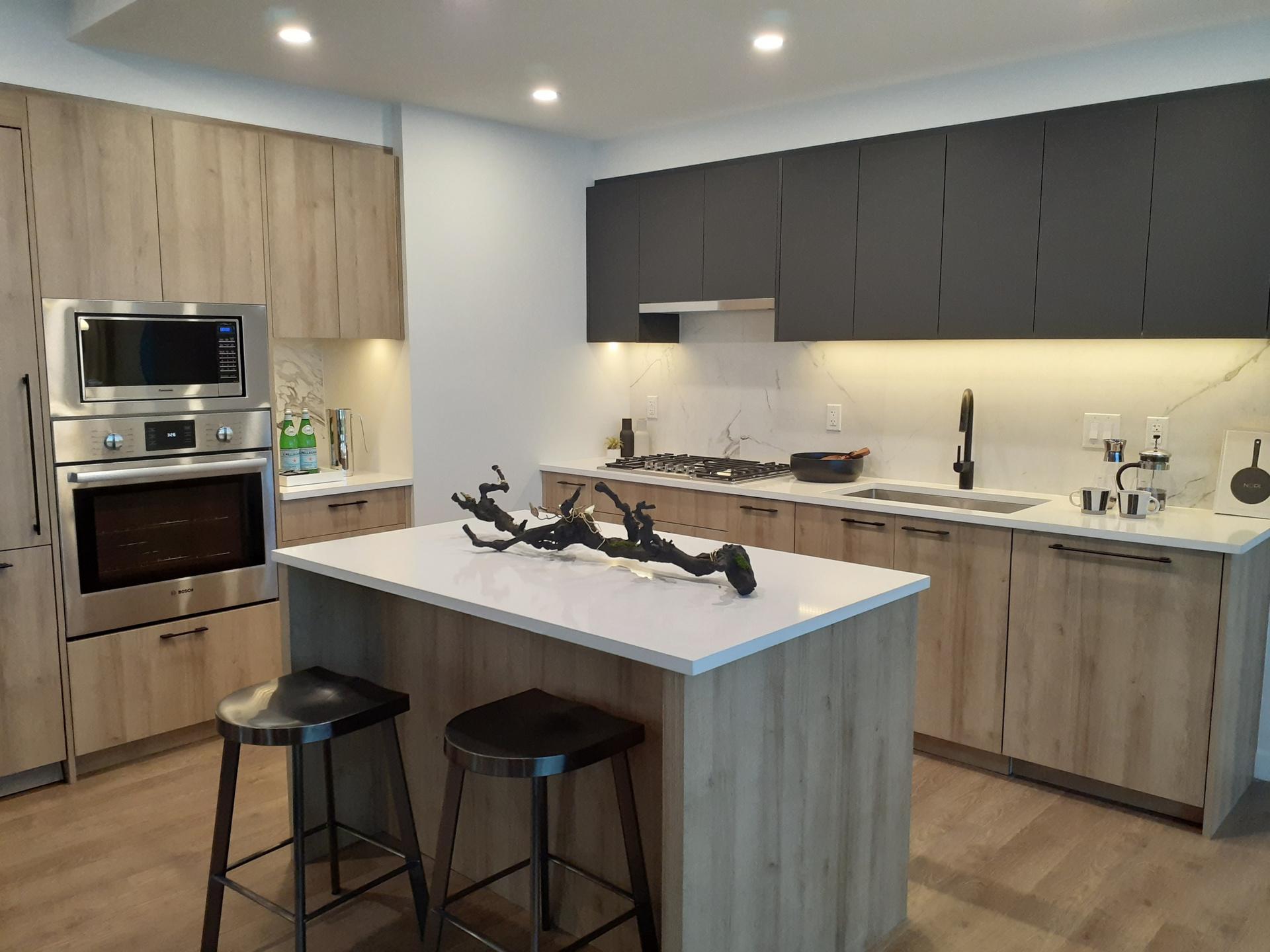 horizon-21-kitchen-1 at Horizon 21 (218 Blue Mountain, Maillardville, Coquitlam)