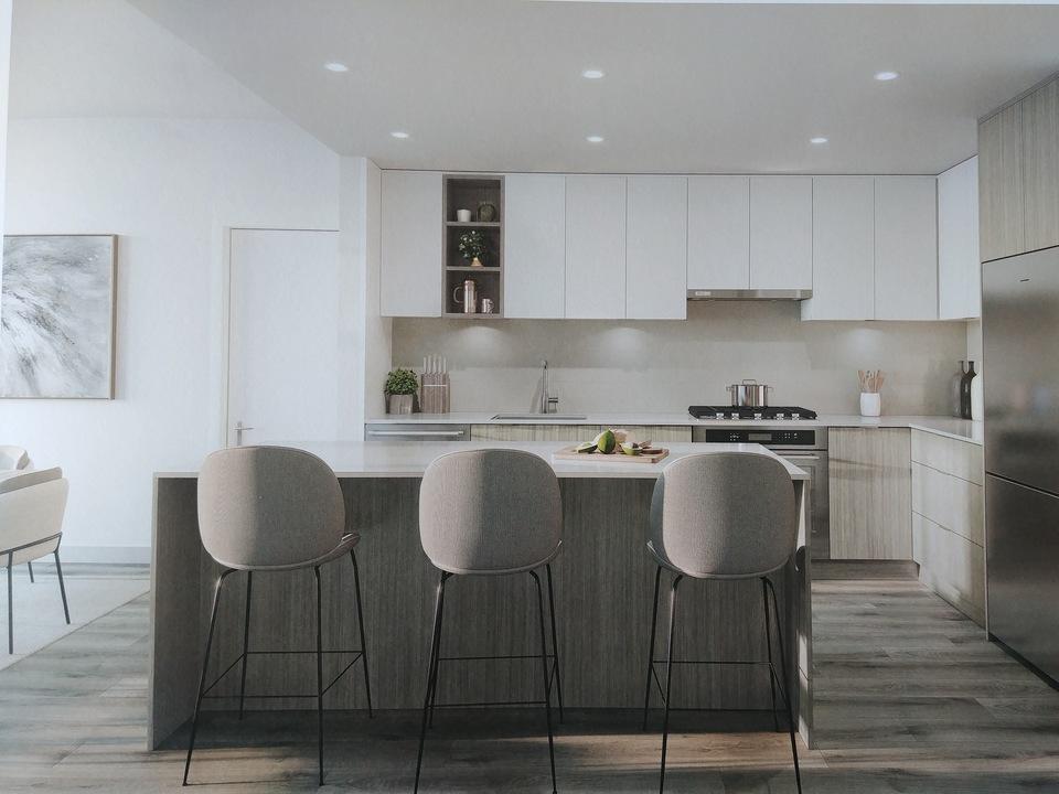Kira- Kitchen/dining at Kira (740 Dogwood Street, Coquitlam West, Coquitlam)