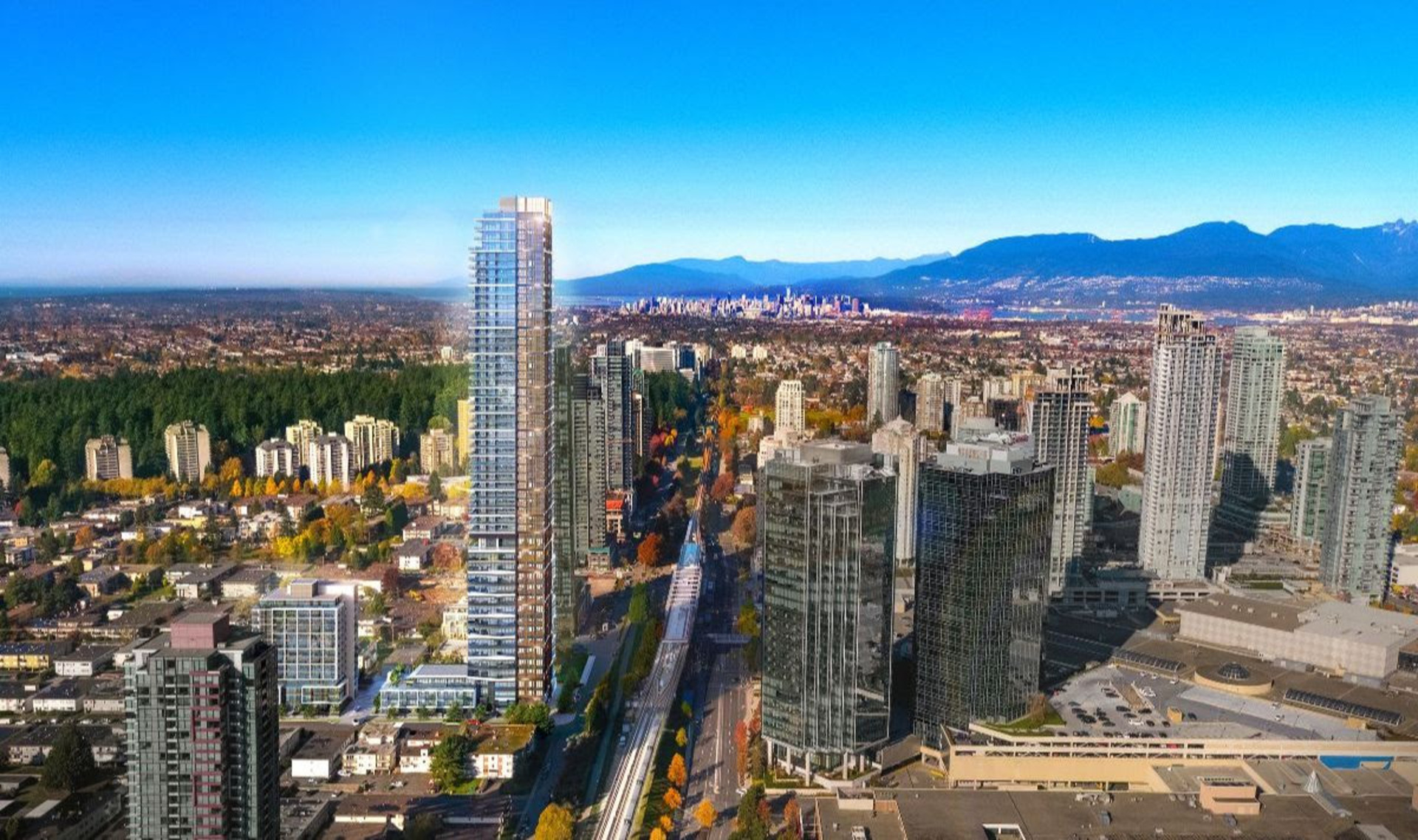 Highline Metrotown-1 at Highline (6811 Sussex Street, Metrotown, Burnaby South)