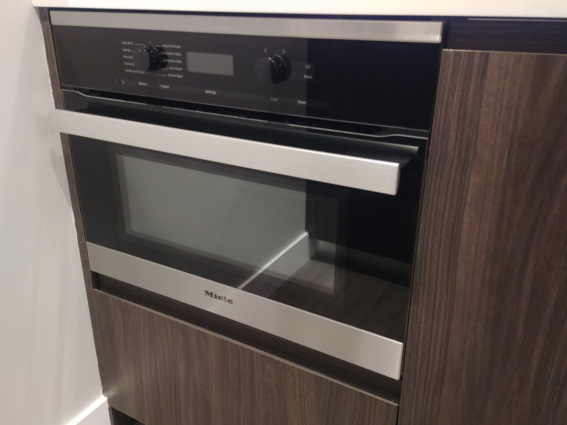highline-miele-speed-oven at Highline (6811 Sussex Street, Metrotown, Burnaby South)